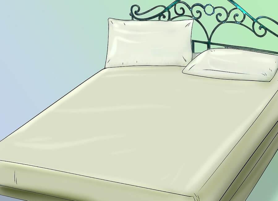 Как часто следует менять постельное белье?