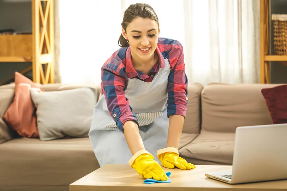 Как поддерживать чистоту в доме: 4 способа