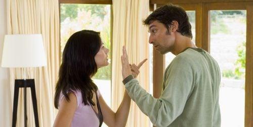 Вина в разрыве отношений