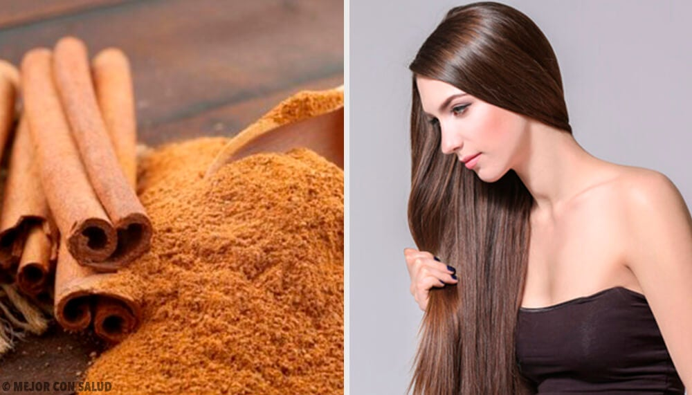 Хотите роскошные волосы? Используйте полезные свойства корицы!