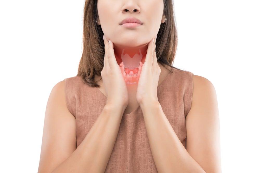 Щитовидная железа и контроль производства гормонов
