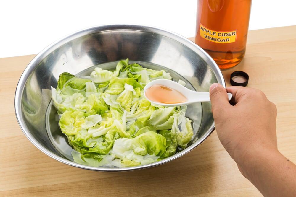 Яблочный уксус в кулинарии