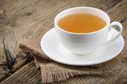 Здоровый сон и чай