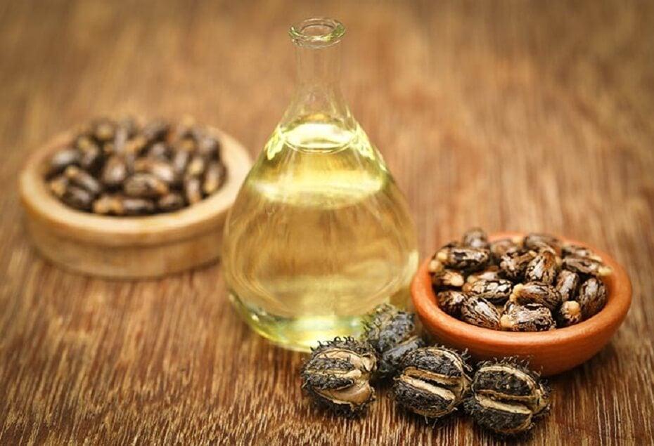 Касторовое масло и плоские бородавки
