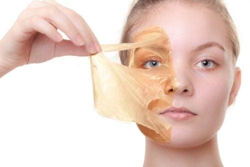 Забота о коже и тонизирующая маска