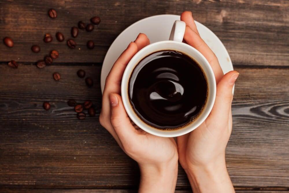 От кофе страдает желудок