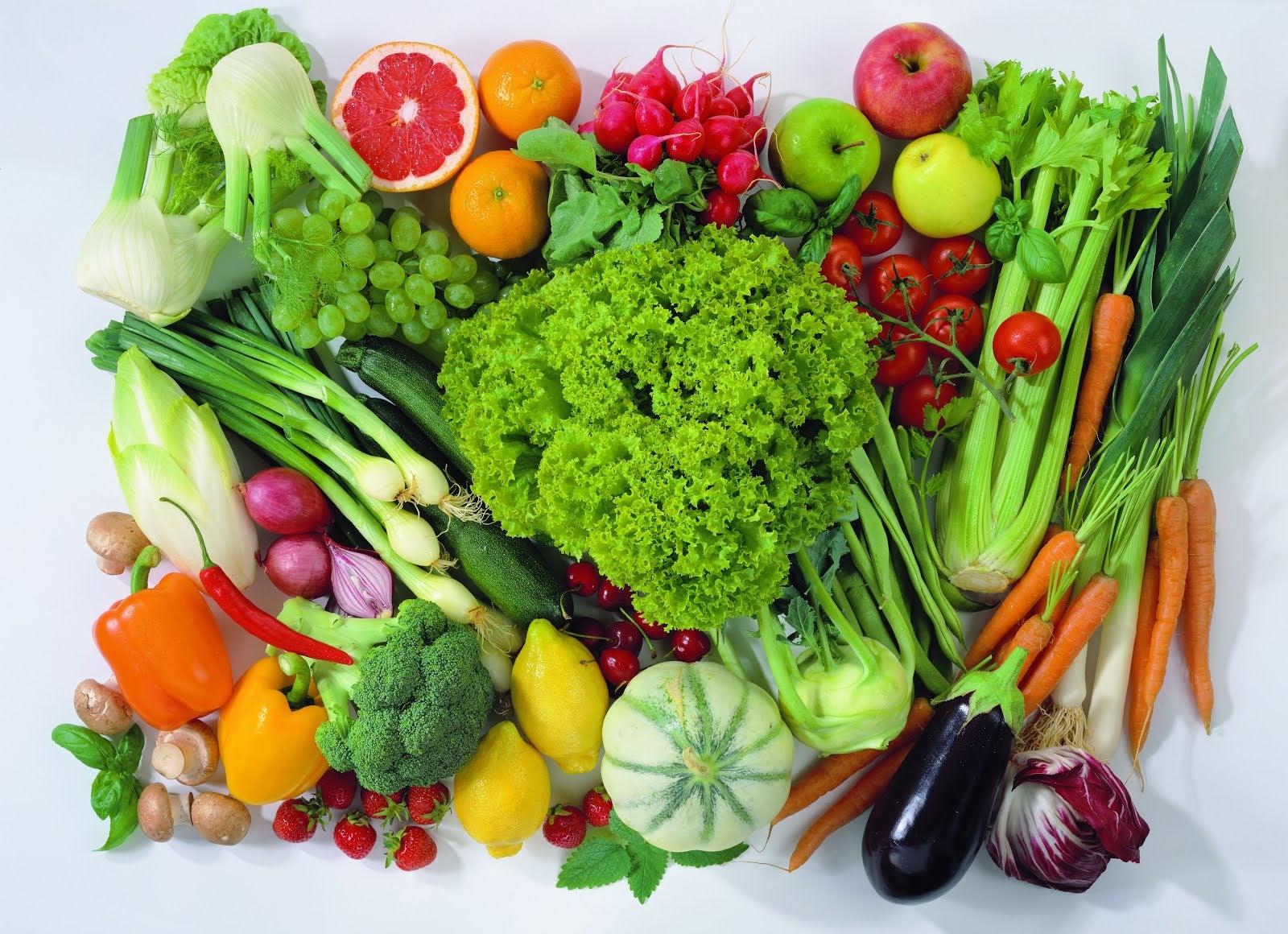 Менопауза и овощи