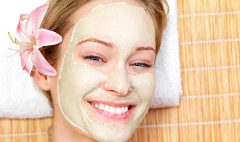 Забота о коже и маска для жирной кожи