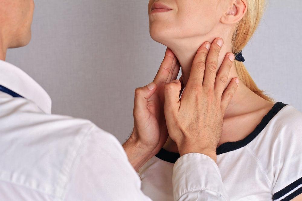 Гипотиреоз и массаж щитовидной железы