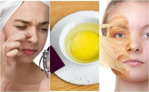 Забота о коже: 5 яичных масок