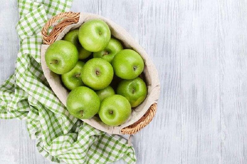 Яблоки очистят организм