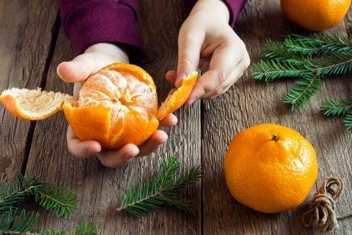 6 доводов в пользу того, чтобы регулярно есть мандарины