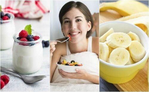 6 рецептов, позволяющих перекусить перед сном и не набрать вес