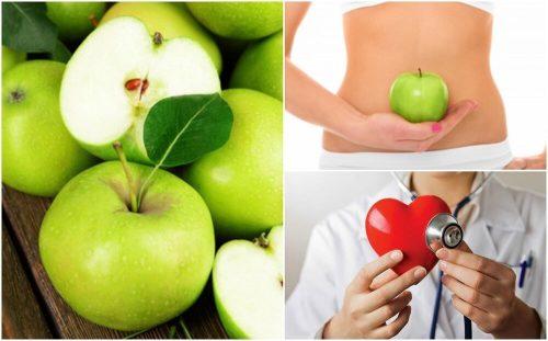 Зеленое яблоко натощак: 7 доводов в пользу этой привычки