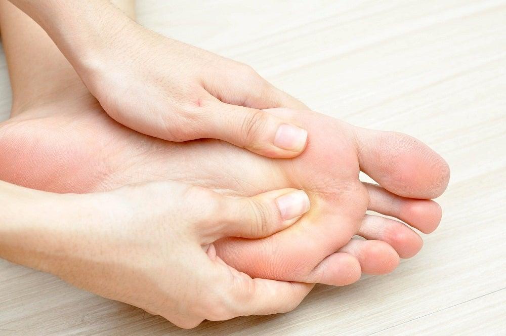 Диабет и проблемы с ногами
