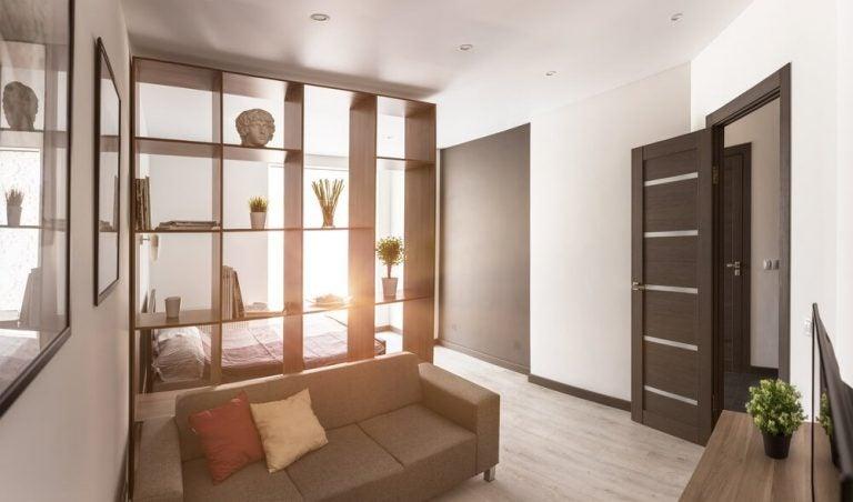 Дизайн ширм: 9 интересных вариантов для зонирования квартиры