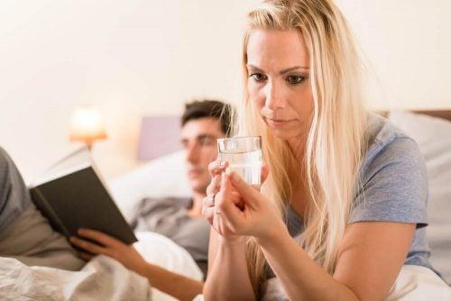 От антидепрессантов набирают лишний вес