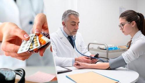 От антигипертензивных препаратов набирают лишний вес