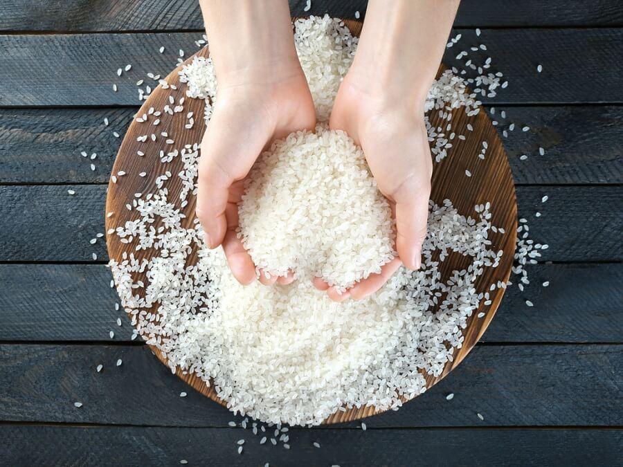 Рис и антиоксиданты