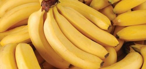 Платан и банан