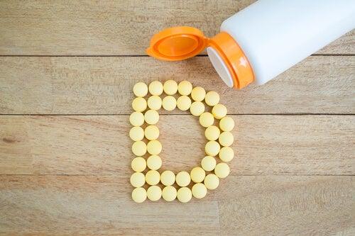 Витамин D и его дефицит