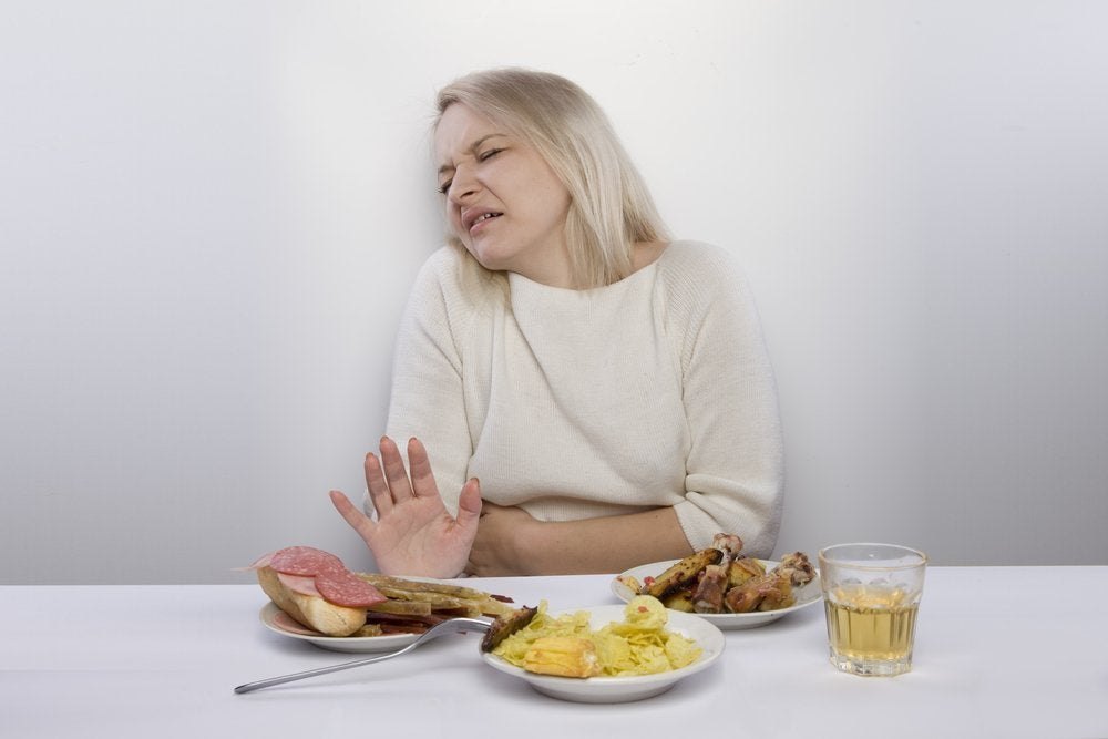 Кишечные газы и аппетит
