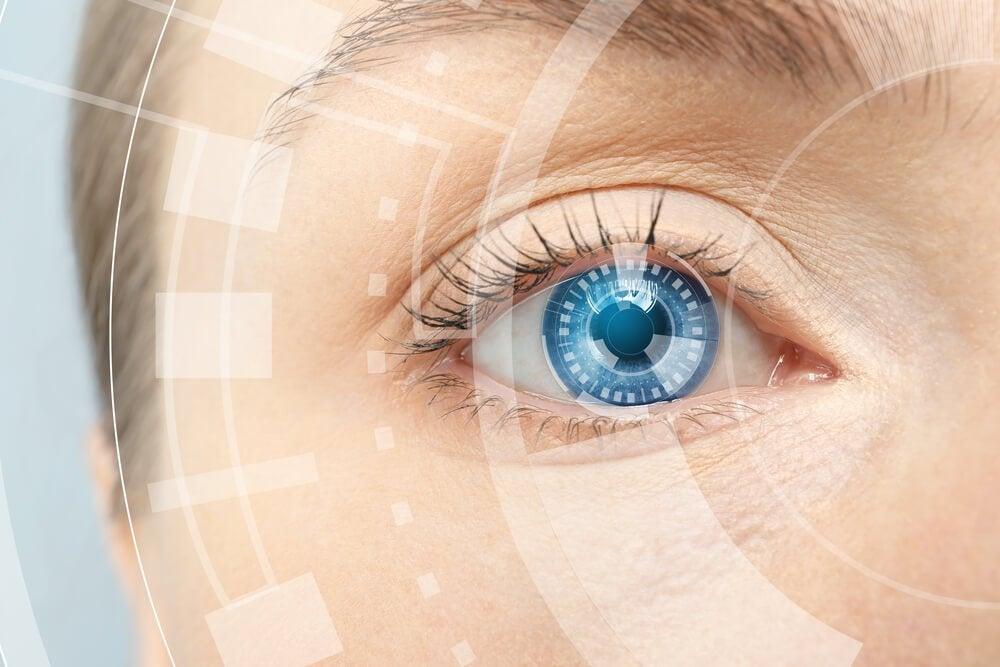 Коллаген и зрение