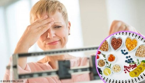 Менопауза: откройте для себя эту великолепную диету