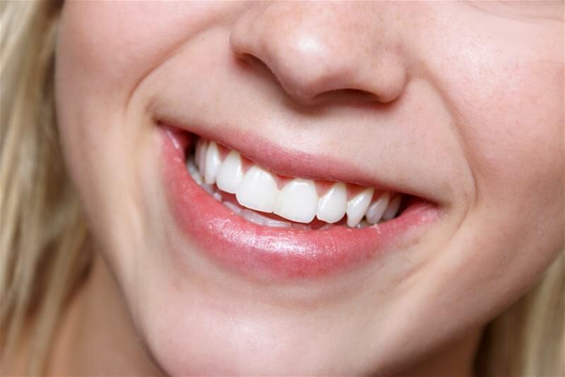 Миндаль и зубы