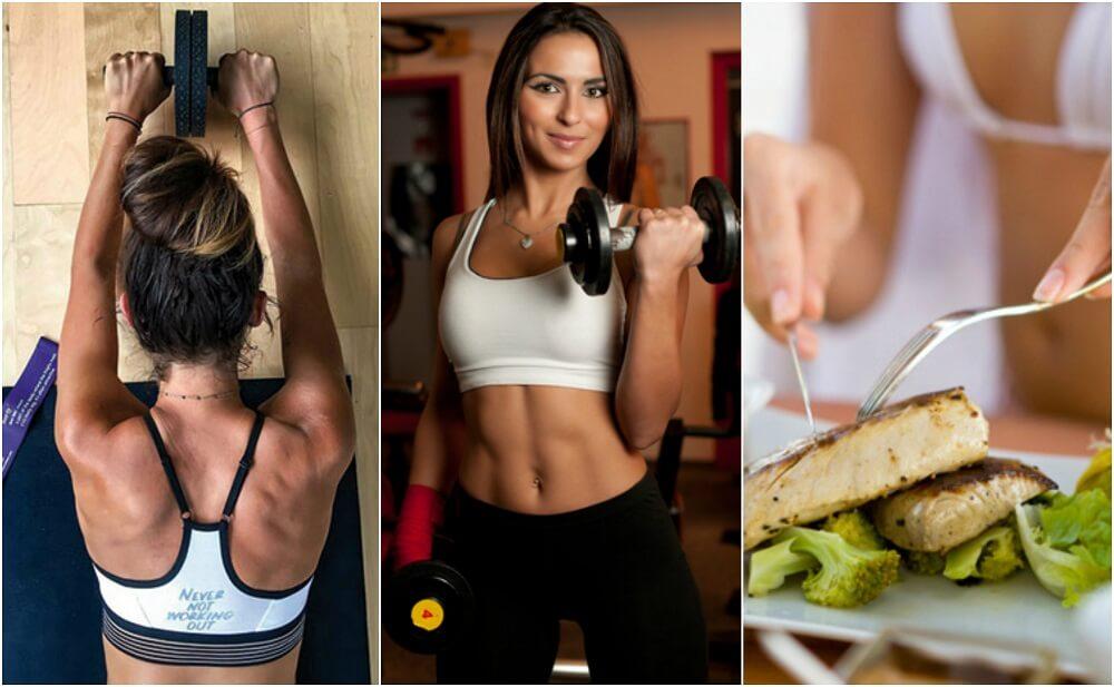 5 советов, как избавиться от жира и набрать мышечную массу
