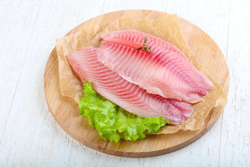 Вредная рыба тилапия