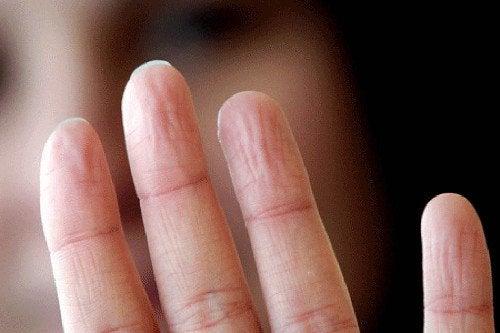 Дрожь в пальцах