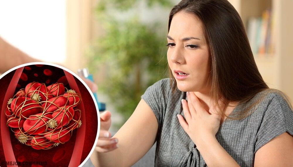 Сгустки в крови: 8 настораживающих симптомов!