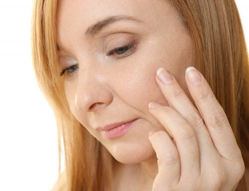Витамин Е против морщин