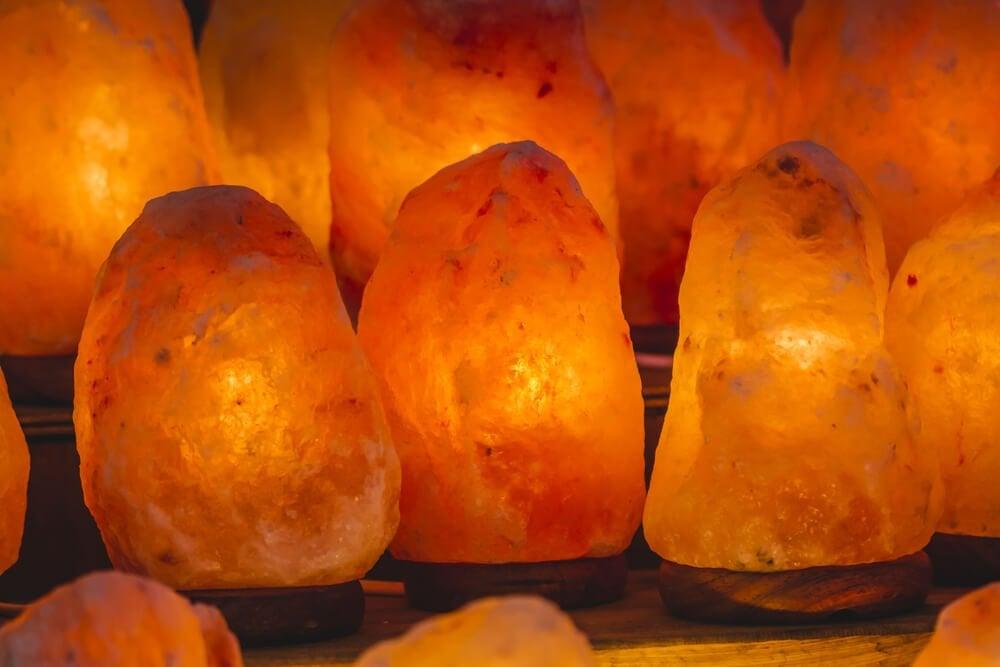 Соляные лампы и метаболизм