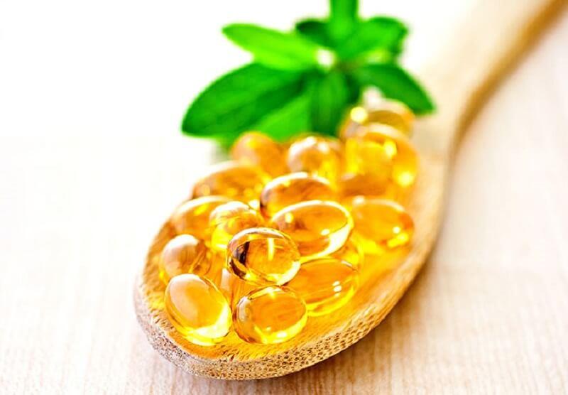 Красивые ресницы и витамин Е