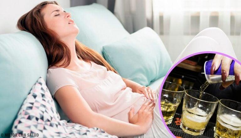 Наиболее агрессивные напитки, от которых страдает наш желудок
