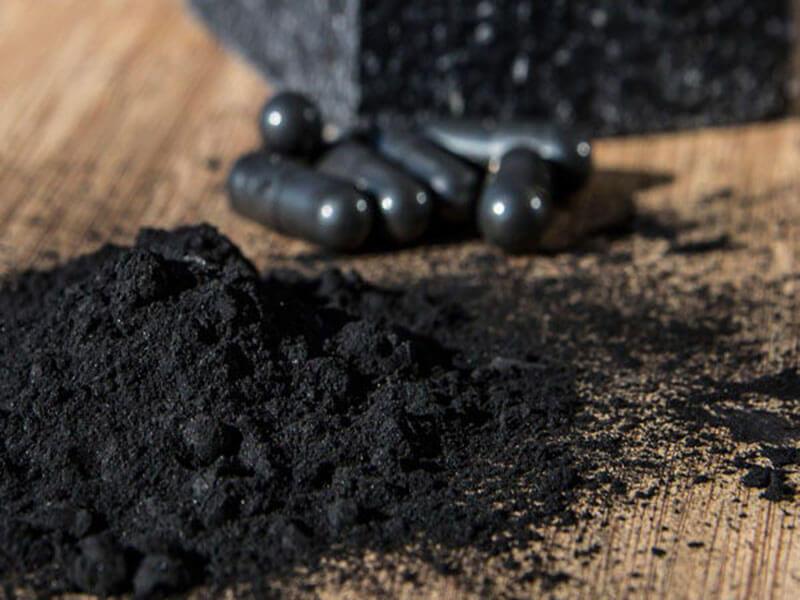 Активированный уголь от зубного камня