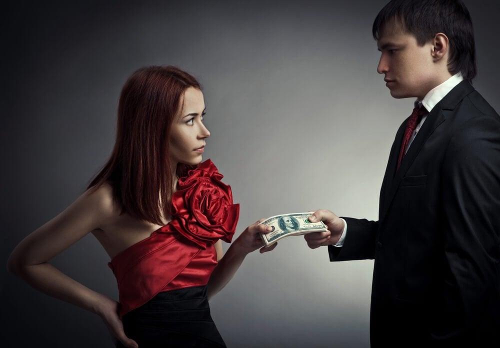 Мужчина и твои деньги