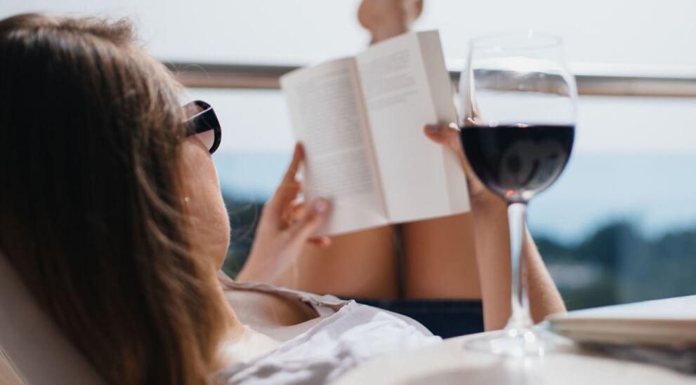 Красное вино защищает головной мозг