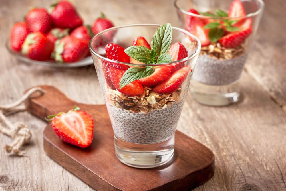 4 полезных десерта для тех, у кого диабет