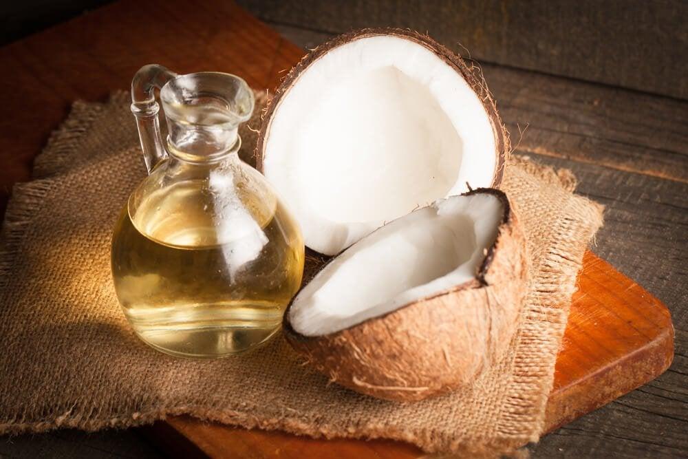Мозоли и кокосовое масло