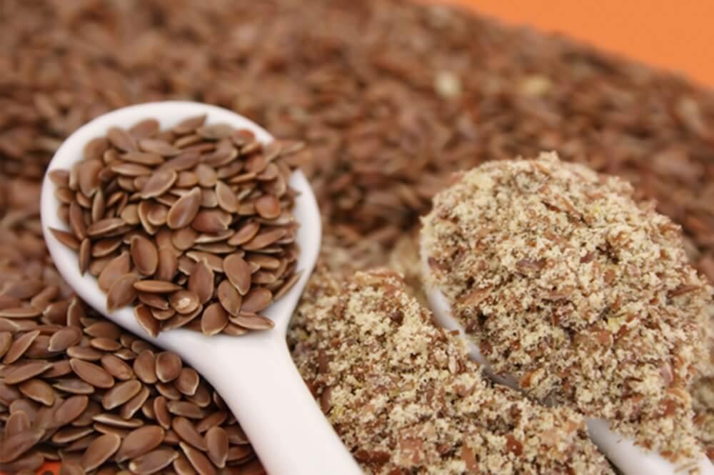 Льняное семя и здоровая кожа