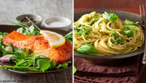 Быстрый и полезный ужин: 3 новые идеи