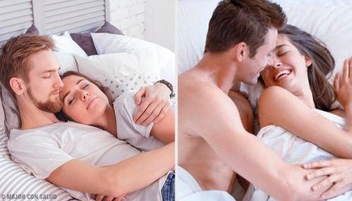 Секс каждый день перед сном