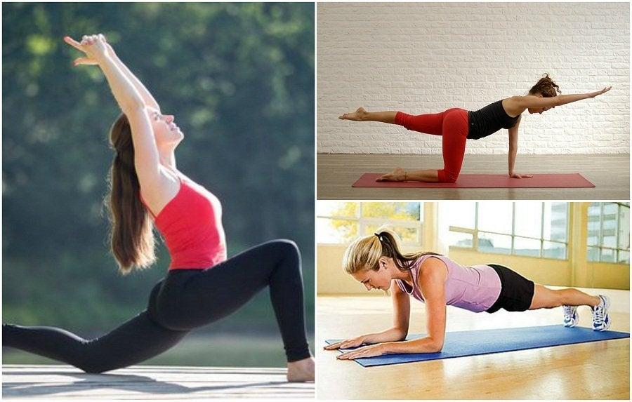 Растяжка поможет поддерживать в тонусе спину