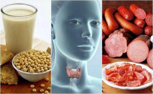 7 продуктов, запрещенных при гипотиреозе
