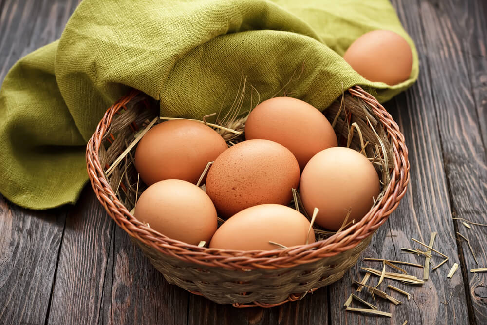 Яйца способны улучшить настроение