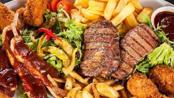 Холестерин и насыщенные жиры