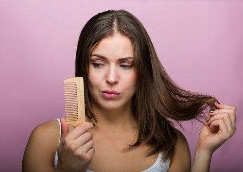 Домашние шампуни для жирных волос